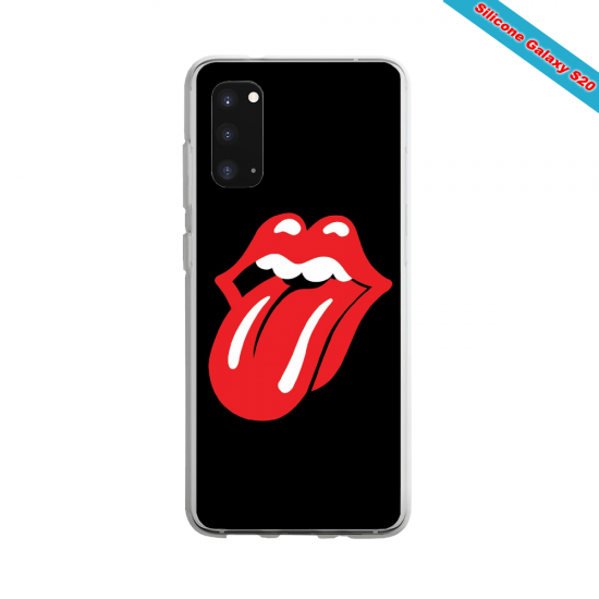Coque silicone Iphone 11 Pro Max Yoga Papillon