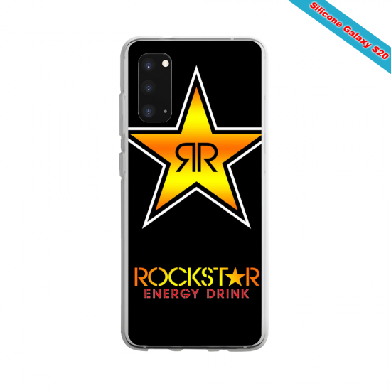 Coque silicone Iphone SE 2020 Yoga Papillon