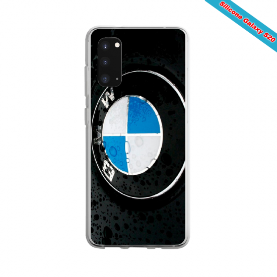 Coque silicone Galaxy J3 2017 Yoga Papillon