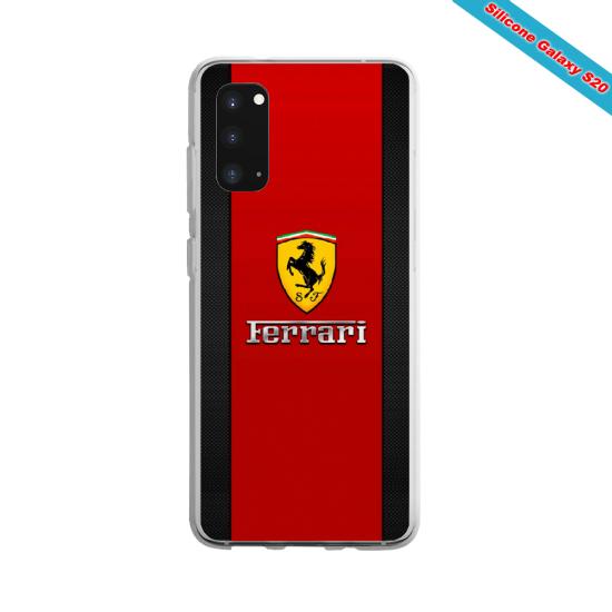 Coque silicone Galaxy J4 PLUS Yoga Papillon