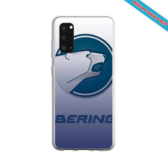 Coque silicone Galaxy J5 2016 Yoga Papillon