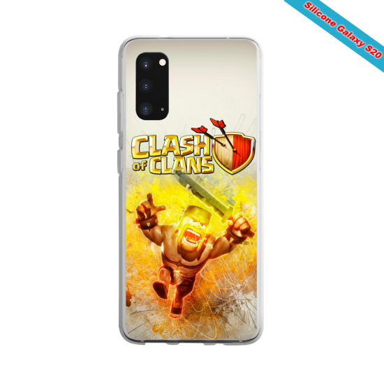 Coque Silicone Galaxy S6 EDGE Yoga Papillon