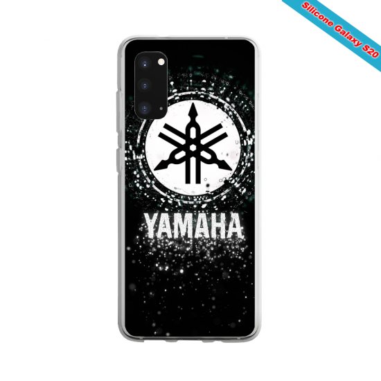 Coque Silicone Galaxy S8 PLUS Yoga Papillon
