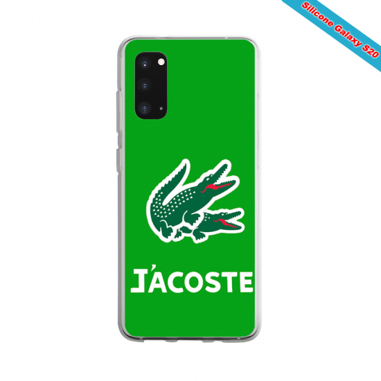 Coque Silicone Galaxy S20 ULTRA Yoga Papillon