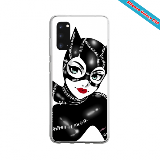 Coque silicone Huawei P9 Yoga Papillon