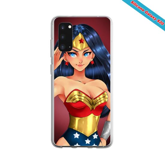 Coque silicone Huawei P9 Lite 2016 Yoga Papillon