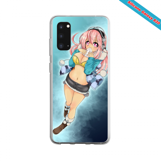 Coque silicone Huawei P30 LITE Summer party