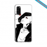 Coque silicone Huawei P30 Verre trempé Verre trempé Summer party