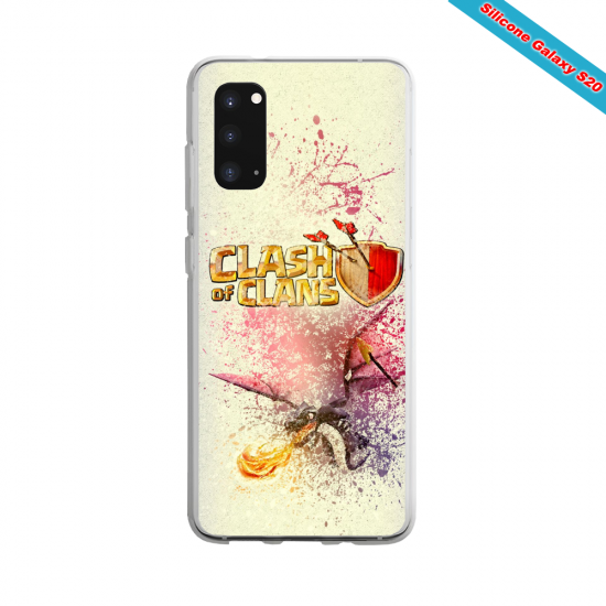 Coque silicone Huawei P20 LITE 2019 Summer party