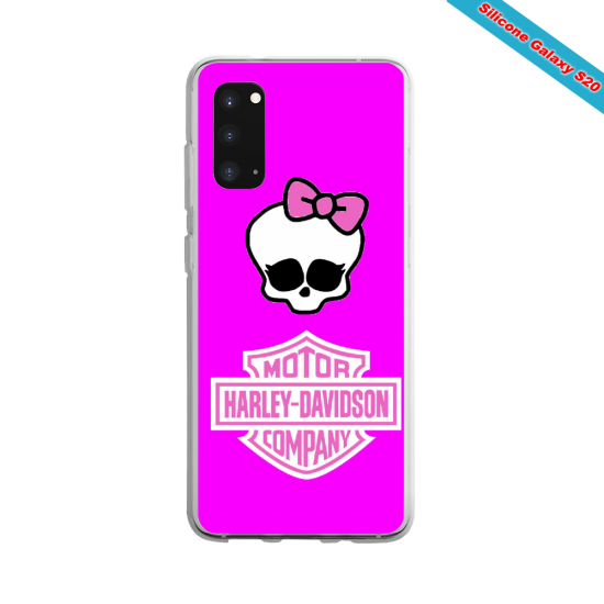 Coque silicone Huawei P20 LITE Summer party