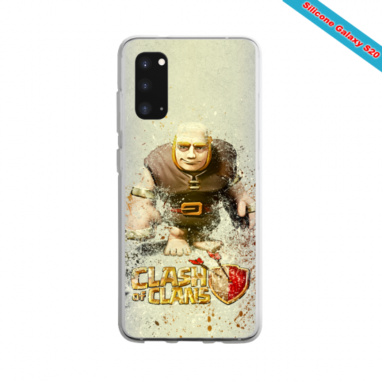 Coque silicone Huawei P20 Summer party