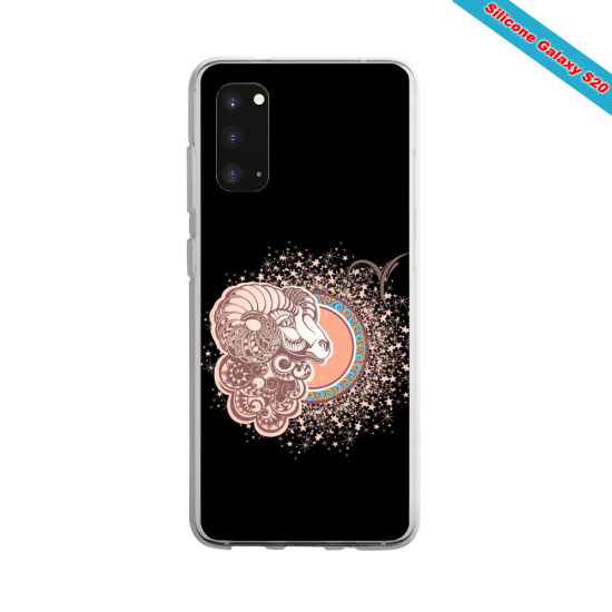 Coque Silicone Galaxy S20 PLUS Summer party