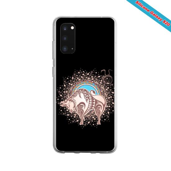 Coque Silicone Galaxy S20 Summer party