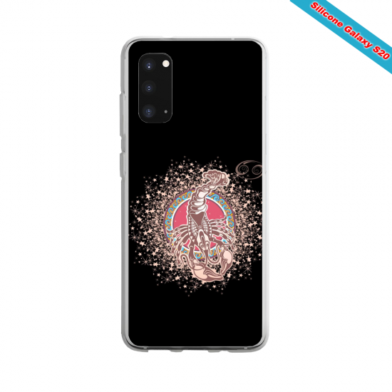 Coque Silicone Galaxy S10 Lite Summer party