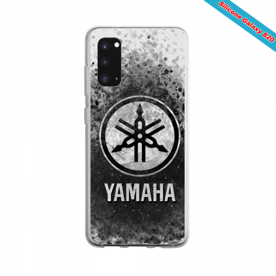 Coque silicone Galaxy J8 Summer party