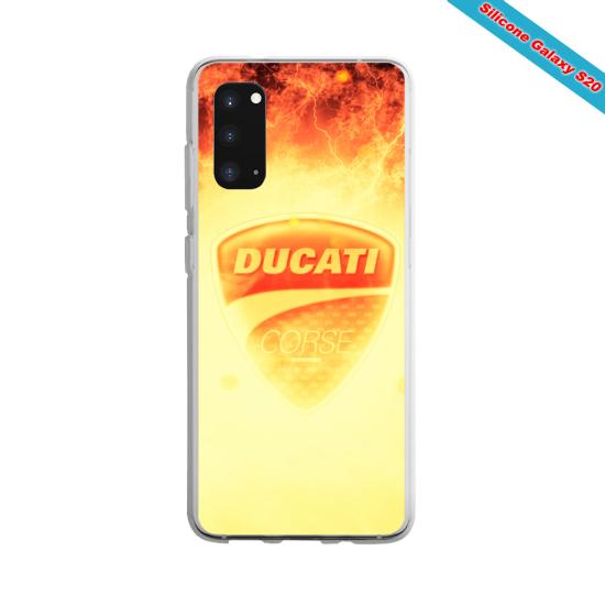 Coque silicone Galaxy J6 PLUS Summer party