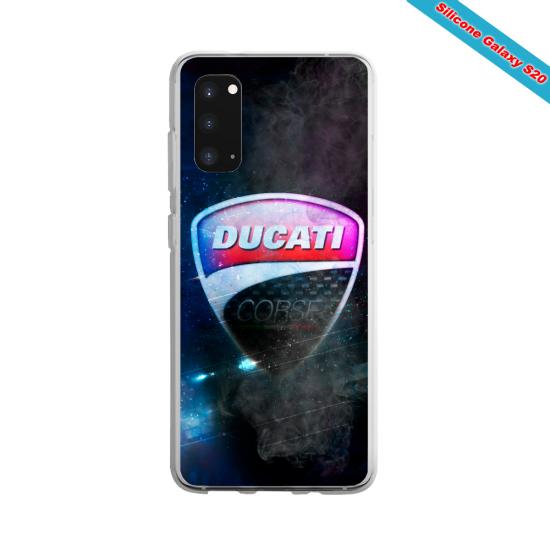 Coque silicone Galaxy J6 Summer party