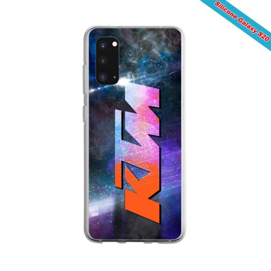 Coque silicone Galaxy J4 PLUS Summer party