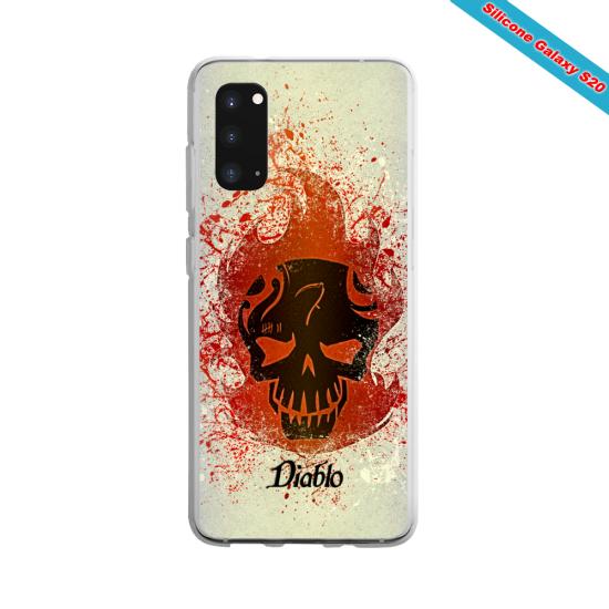 Coque silicone Galaxy J4 CORE Summer party