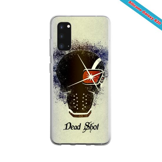 Coque silicone Galaxy J3 2018 Summer party