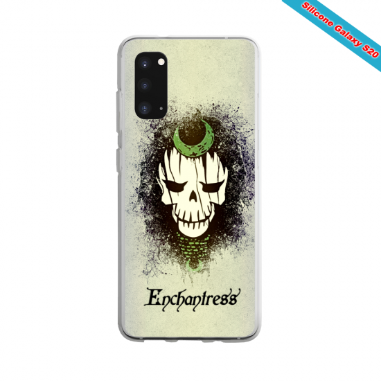 Coque silicone Galaxy J3 2017 Summer party