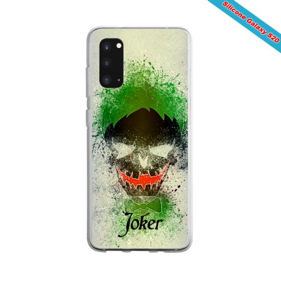 Coque silicone Galaxy A71 Summer party