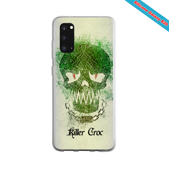 Coque silicone Galaxy A51 Summer party