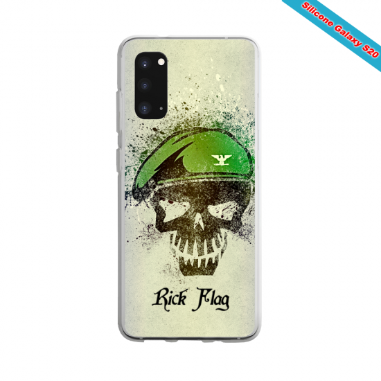 Coque silicone Galaxy A50 Summer party