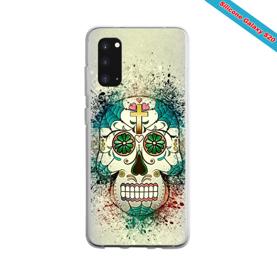 Coque silicone Iphone SE 2020 Summer party