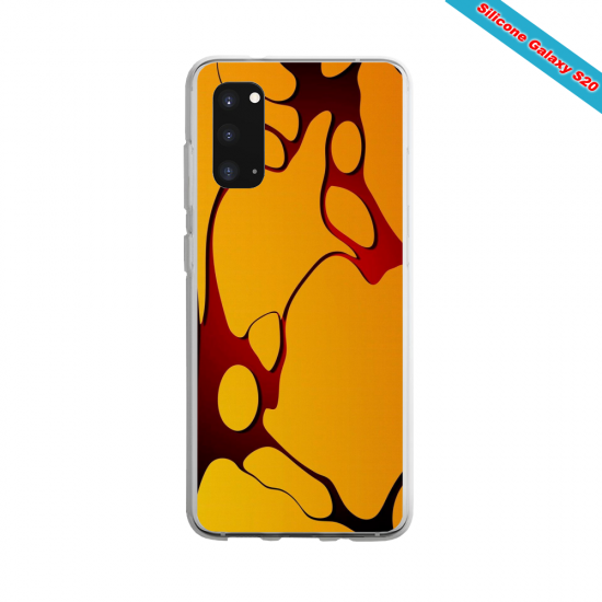 Coque silicone Iphone 11 Pro verre trempé Summer party