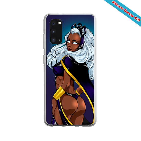 Coque silicone Iphone 11 verre trempé Summer party