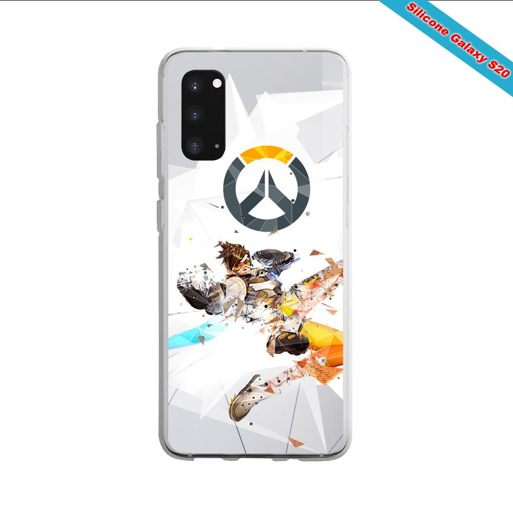 Coque silicone Iphone X/XS verre trempé Summer party