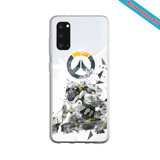 Coque Silicone iphone 7/8 Summer party