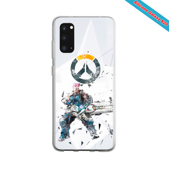 Coque silicone Iphone 6 PLUS Summer party