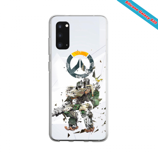 Coque silicone Iphone 6/6S Summer party