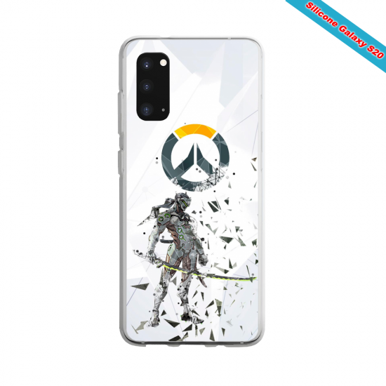 Coque Silicone iphone 5/5S/SE Summer party