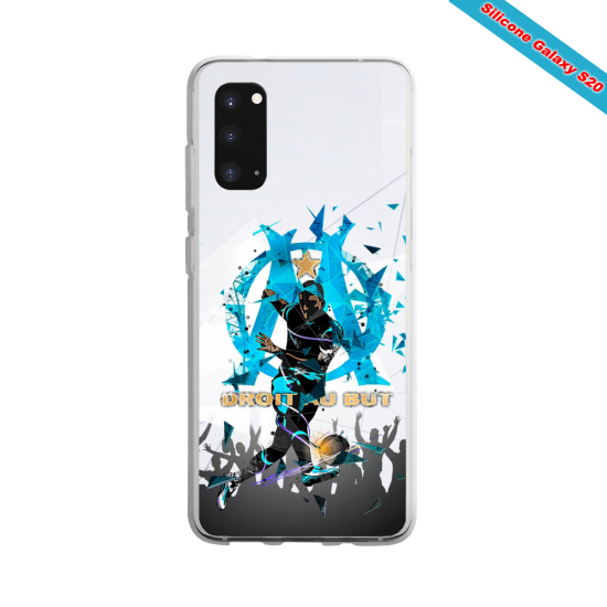 Coque Silicone Galaxy S9...