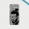 Coque Galaxy S3 Hipster coupe fun