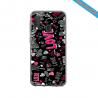 Coque Silicone Galaxy S10 verre trempé Fan de Ligue 1 St-Etienne cosmic