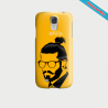 Coque Galaxy S5 Hipster coupe fun