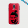 Coque Galaxy S6 Hipster coupe fun