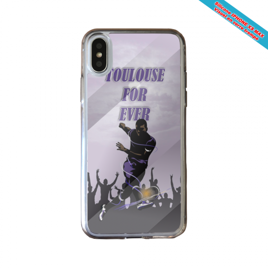 Coque silicone Huawei P40...