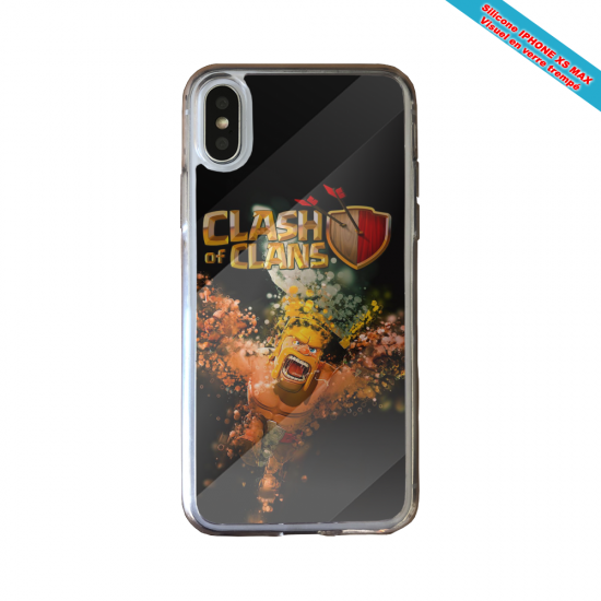 Coque silicone Huawei P40 Lite Fan de Ligue 1 Toulouse splatter