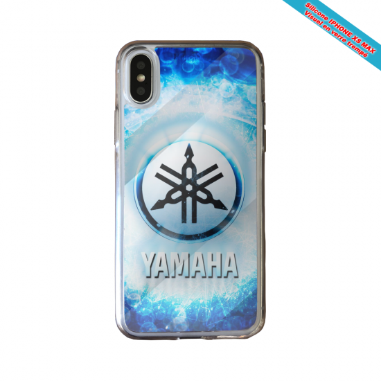 Coque silicone Huawei P40 Lite Fan de Ligue 1 Bordeaux splatter