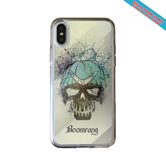 Coque silicone Huawei P40 Lite Fan de Ligue 1 Paris cosmic