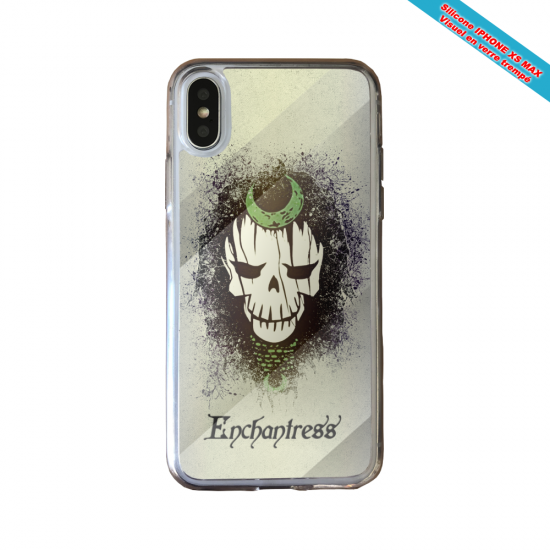 Coque silicone Huawei P40 Lite Fan de Ligue 1 Nice cosmic