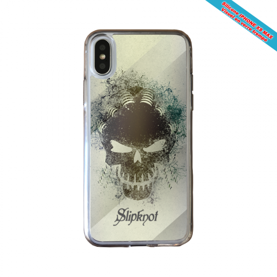 Coque silicone Huawei P40 Lite Fan de Ligue 1 Marseille cosmic