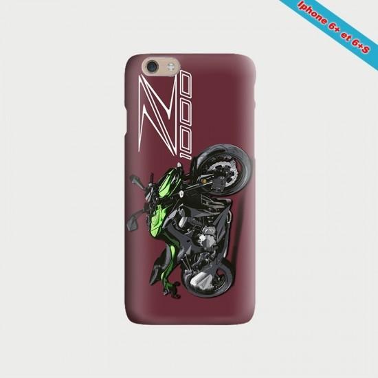 Coque iphone 6 et 6S gros bras Fan de Boom beach
