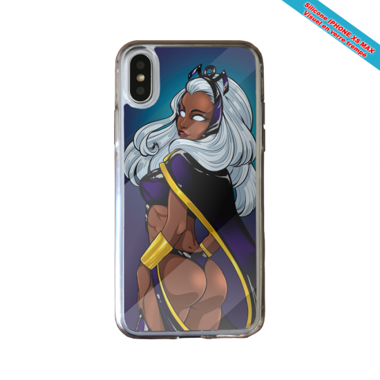 Coque silicone Huawei P40 Lite Fan de Ligue 1 Angers cosmic