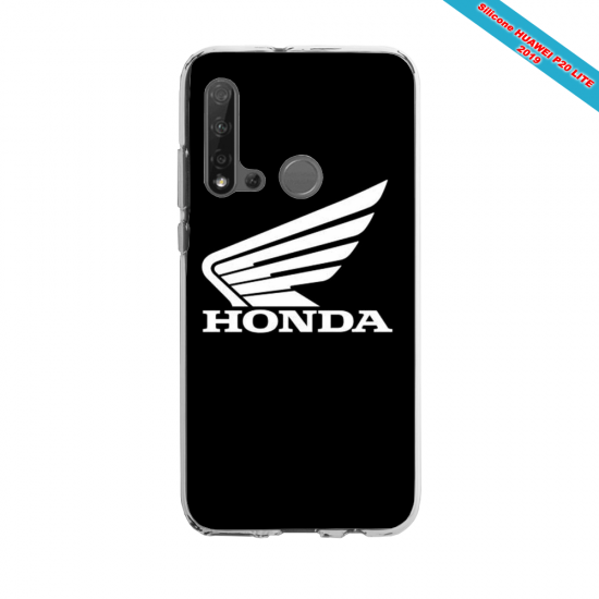 Coque silicone Huawei P40 Lite E Fan d'Overwatch Orisa super hero
